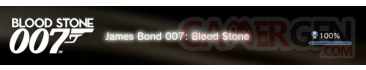 007 blood stone trophees FULL PS3 PS3GEN 01