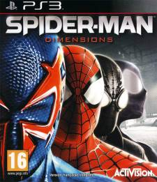 spider-man-dimensions jaquette-spider-man-shattered-dimensions-playstation-3-ps3-cover-avant-g