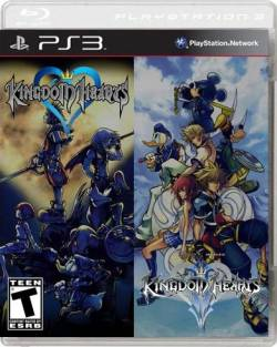 Compilation Kingdom Hearts PS2