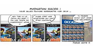01-08-2010 Actu en dessin Phenixwhite Modnation Racer