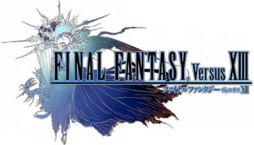Final Fantasy Versus XIII FFVSXIII Logo