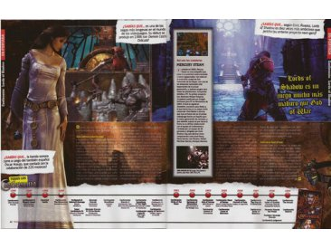 Castlevania Lords Of Shadow scan Player 1