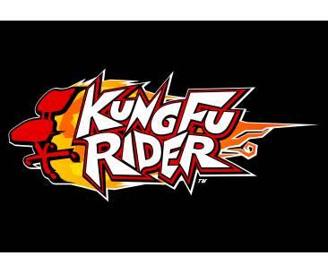Kung Fu Rider Gamescom Artworks Concept Arts Kung Fu Rider Logo