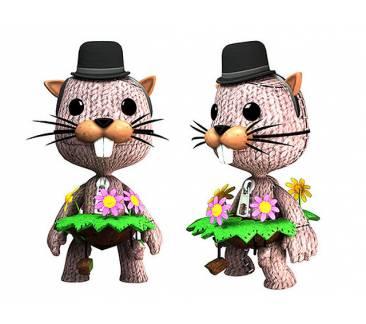 Littlebigplanet costume marmotte