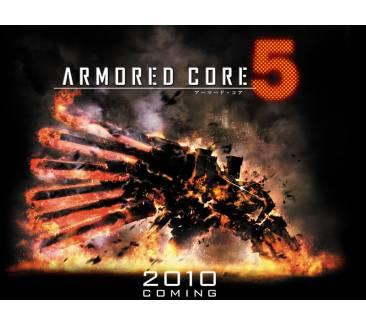 Armored Core 5 0