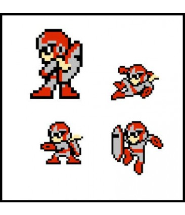 Megaman 10 Protoman Time Attack 2