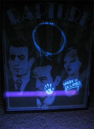 Bioshock 2 édition spéciale collector poster secret  1
