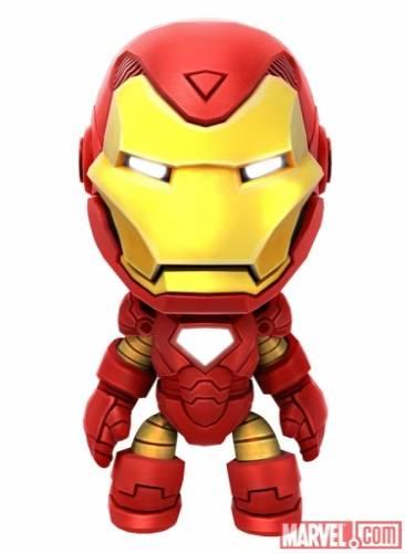 Iron Man Sackboy 2