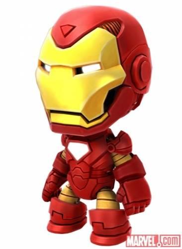 Iron Man Sackboy 3