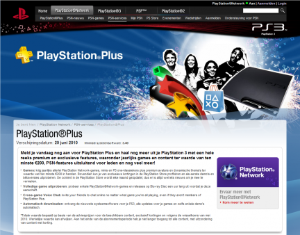 PSN PS3 Firmware with cross game voice chat