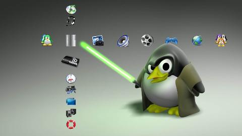 Linux par tangaroa