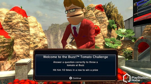 Buzz Tomato Challenge Welcome