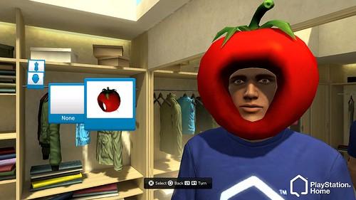 Buzz Tomato Challenge Head