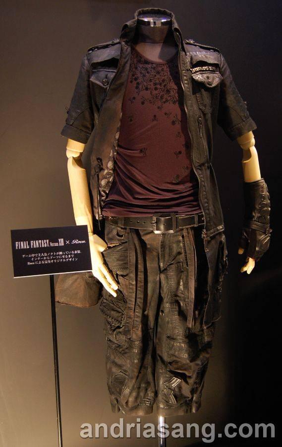 Final Fantasy Versus XIII FFVSXIII noctis16