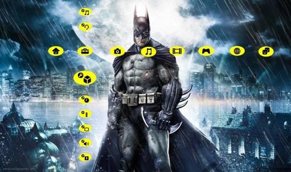 Batman Arkham Asylum par fandeplay