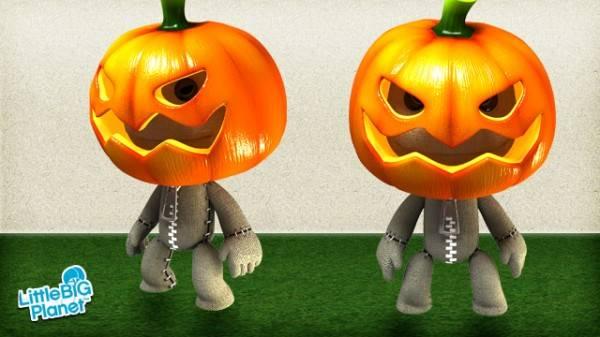 LittleBigPlanet Sackboy Halloween