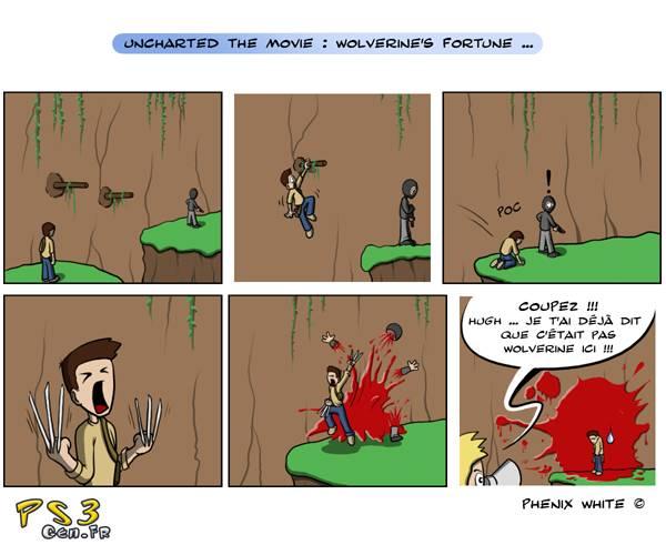 phenixwhite wolverine drakes fortune 08 novembre 2009