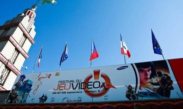 Festival du Jeu-vidéo Edition 2008