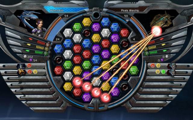 puzzle galactrix