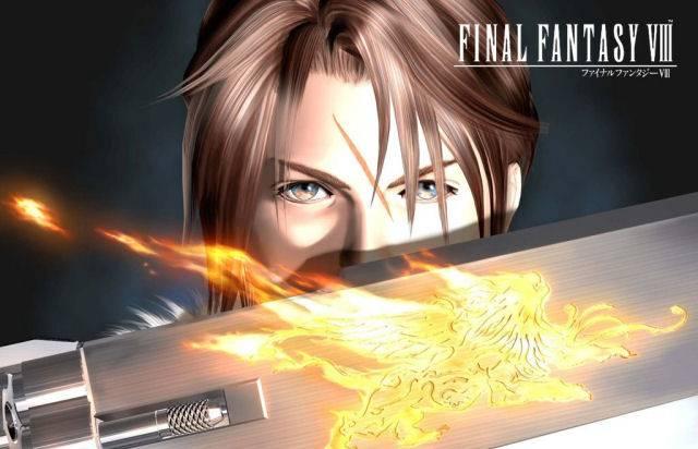 Final Fantasy VIII8