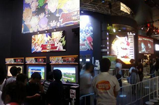 Tokyo Game Show Septembre 4