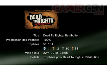 Dead-to-Rights-Retribution-trophee- 1