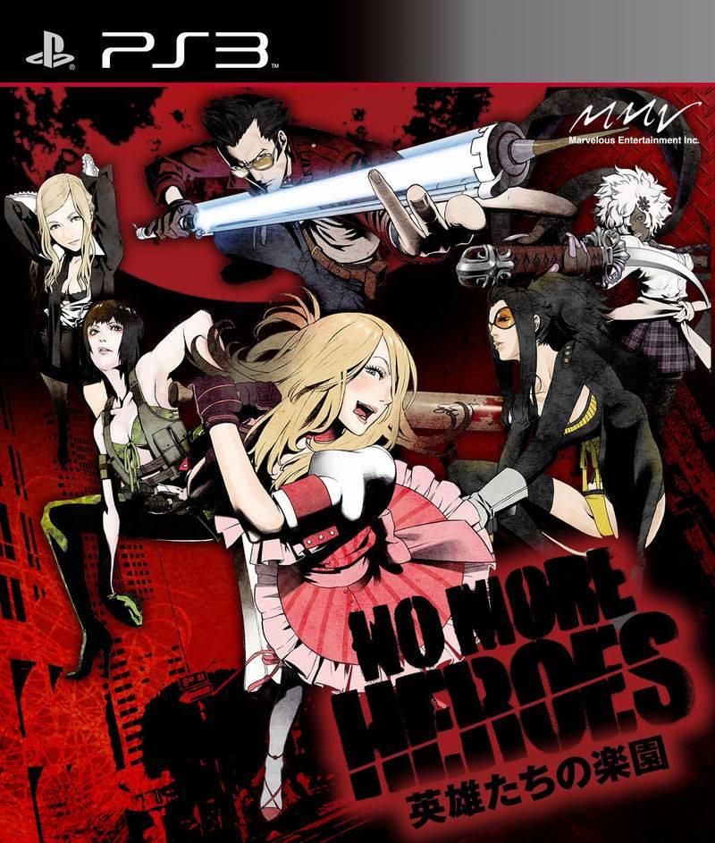 No More Heroes Eiyû tachi no Rakuen  Paradise of Heroesnext gen 9