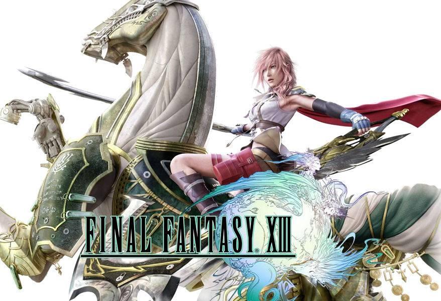 Final Fantasy XIII 13 calendrier Square Enix