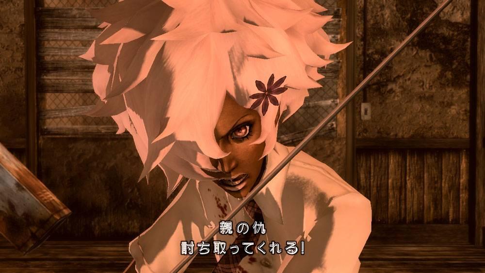 No More Heroes Eiyû tachi no Rakuen  Paradise of Heroesnext gen 1