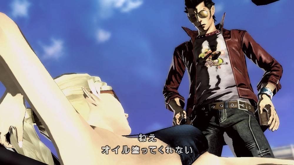 No More Heroes Eiyû tachi no Rakuen  Paradise of Heroesnext gen 5