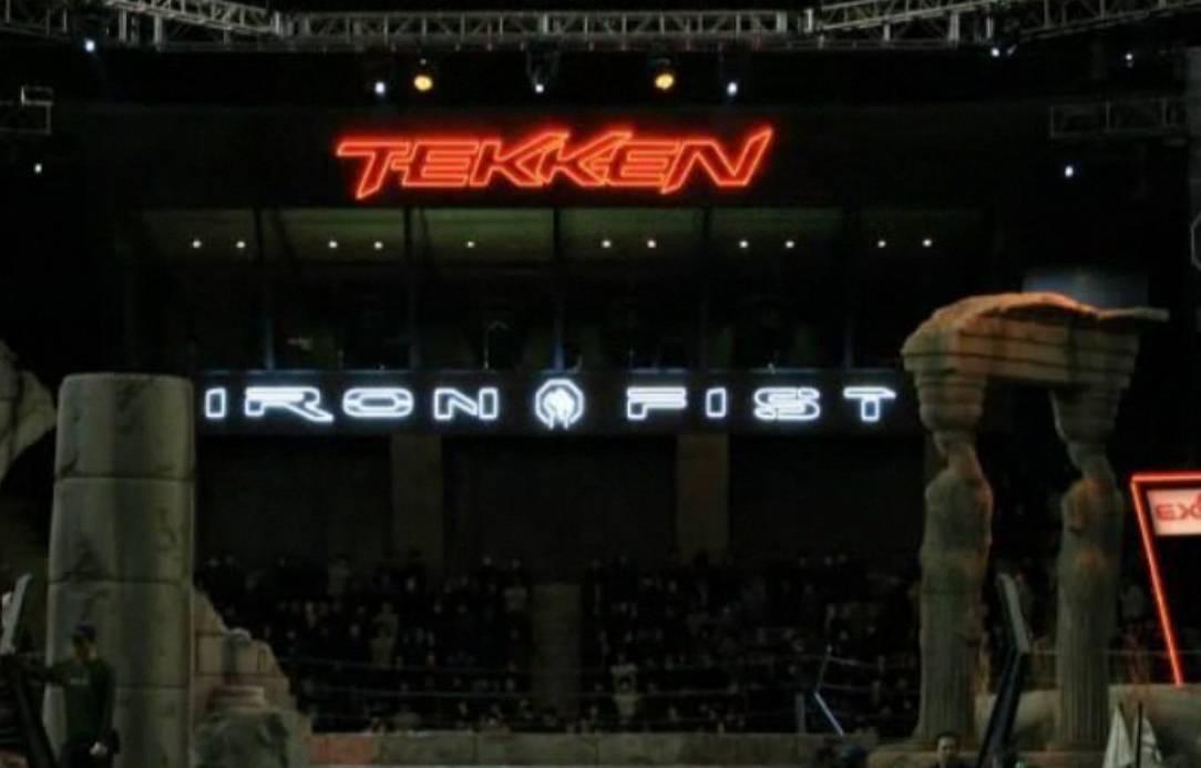 tekken film Tournage3