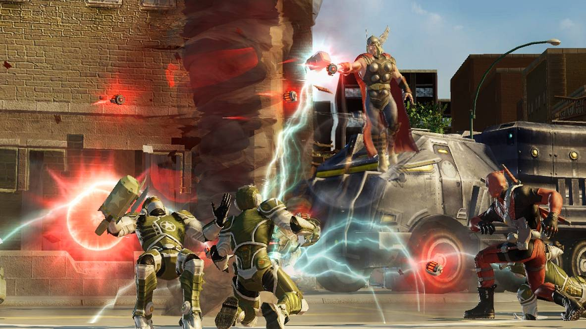 Marvel Ultimate Alliance 2 Image 5