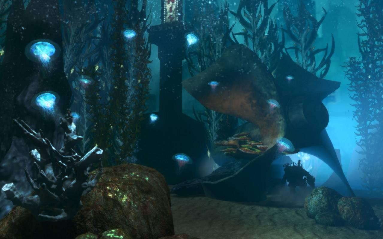 Bioshock_2 underwater