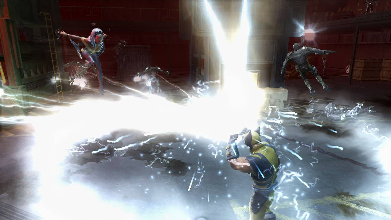 Marvel Ultimate Alliance 2 Image 2