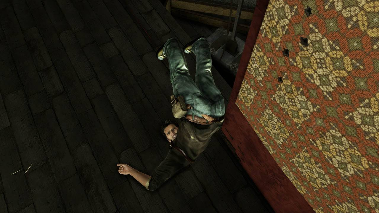 uncharted 2 insolite