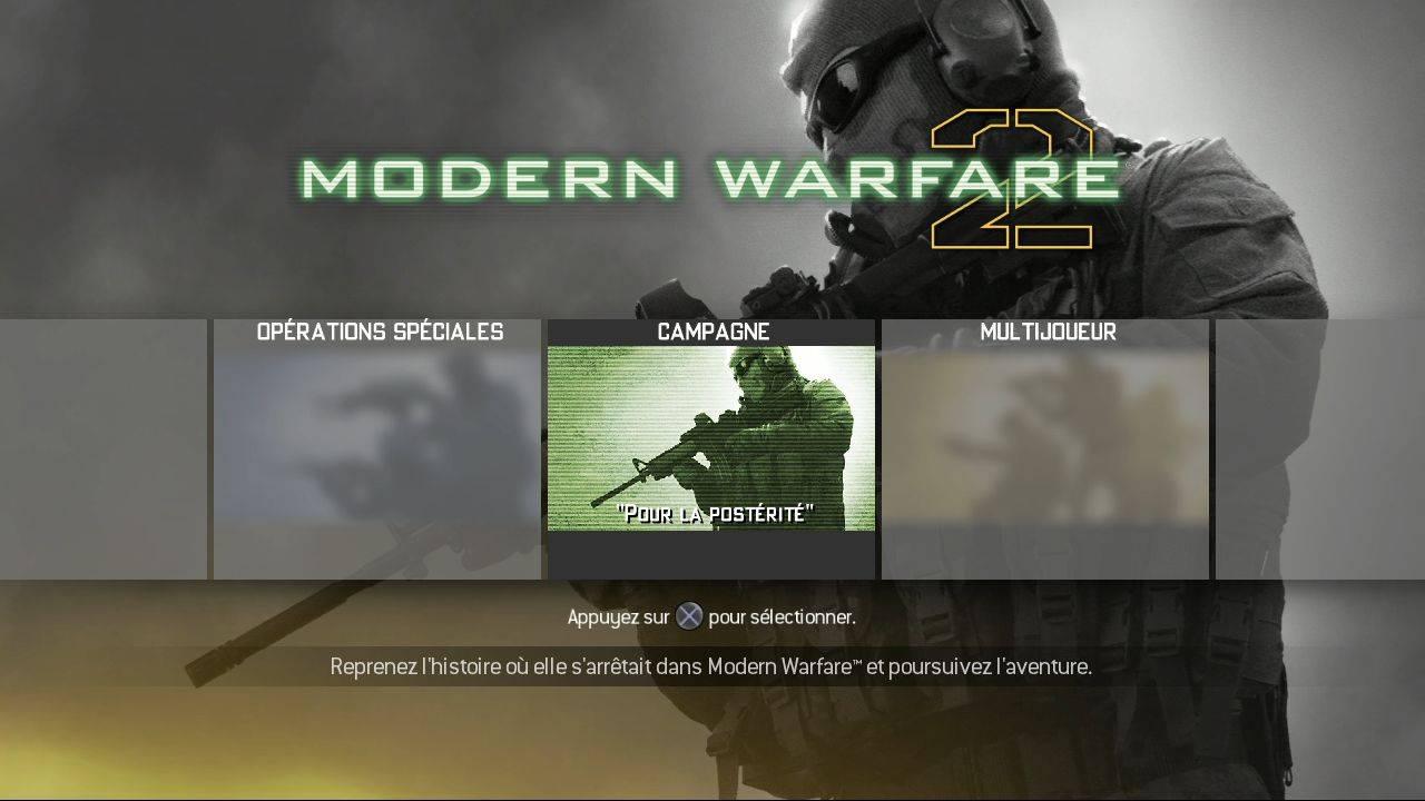 Modern Warfare 2 - 10
