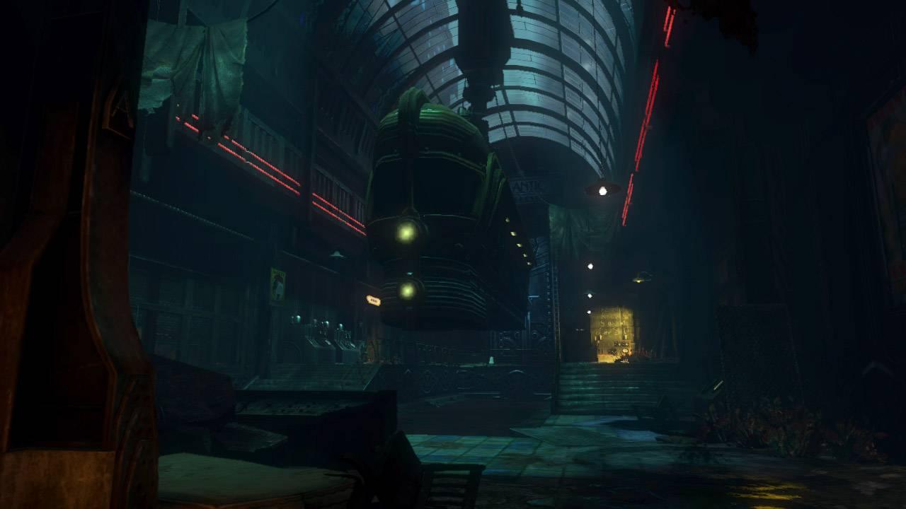 Bioshock_2 train