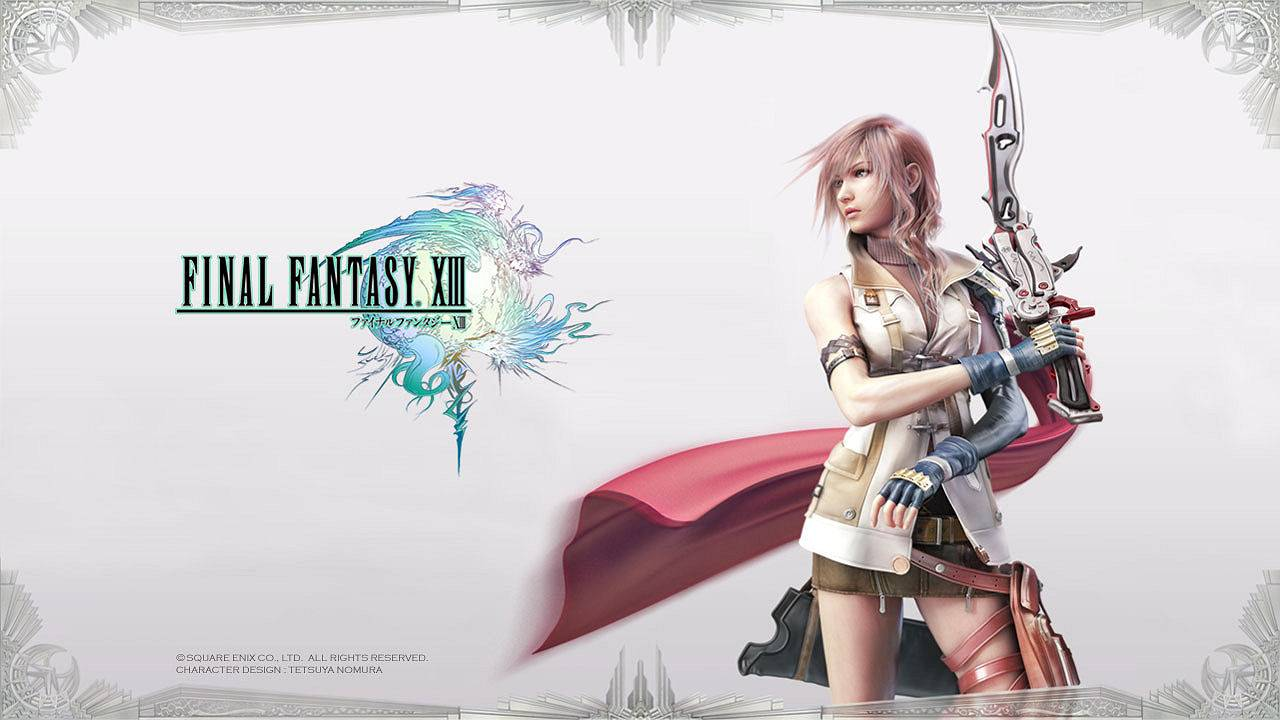 final fantasy XIII 13 test