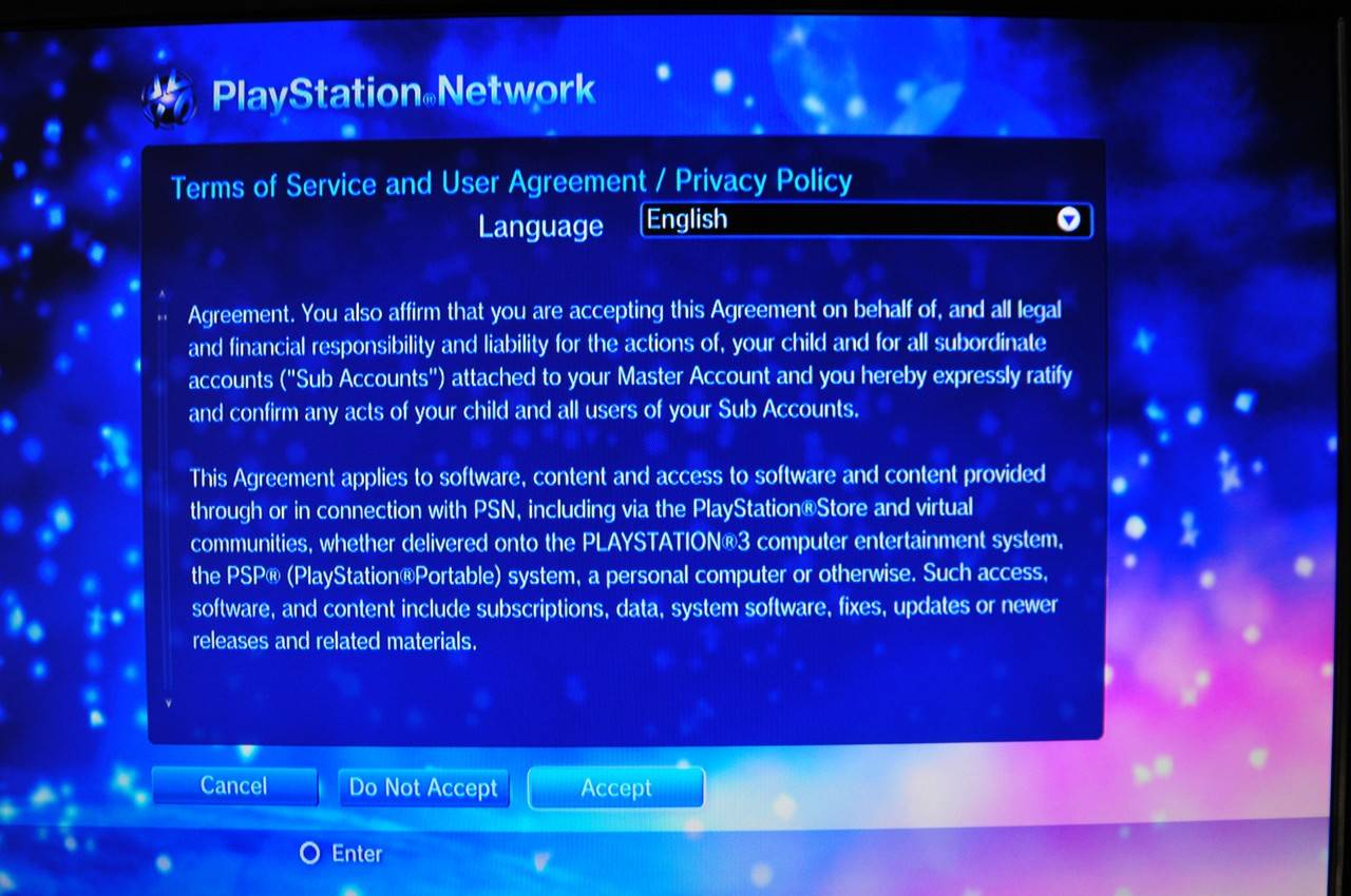 Creer Compte Playstatio Network Americain 150809_007