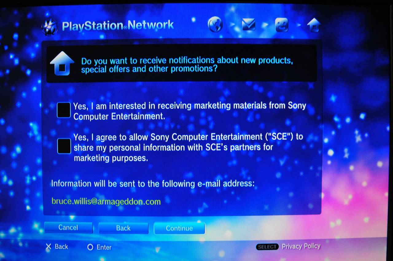 Creer Compte Playstatio Network Americain 150809_013