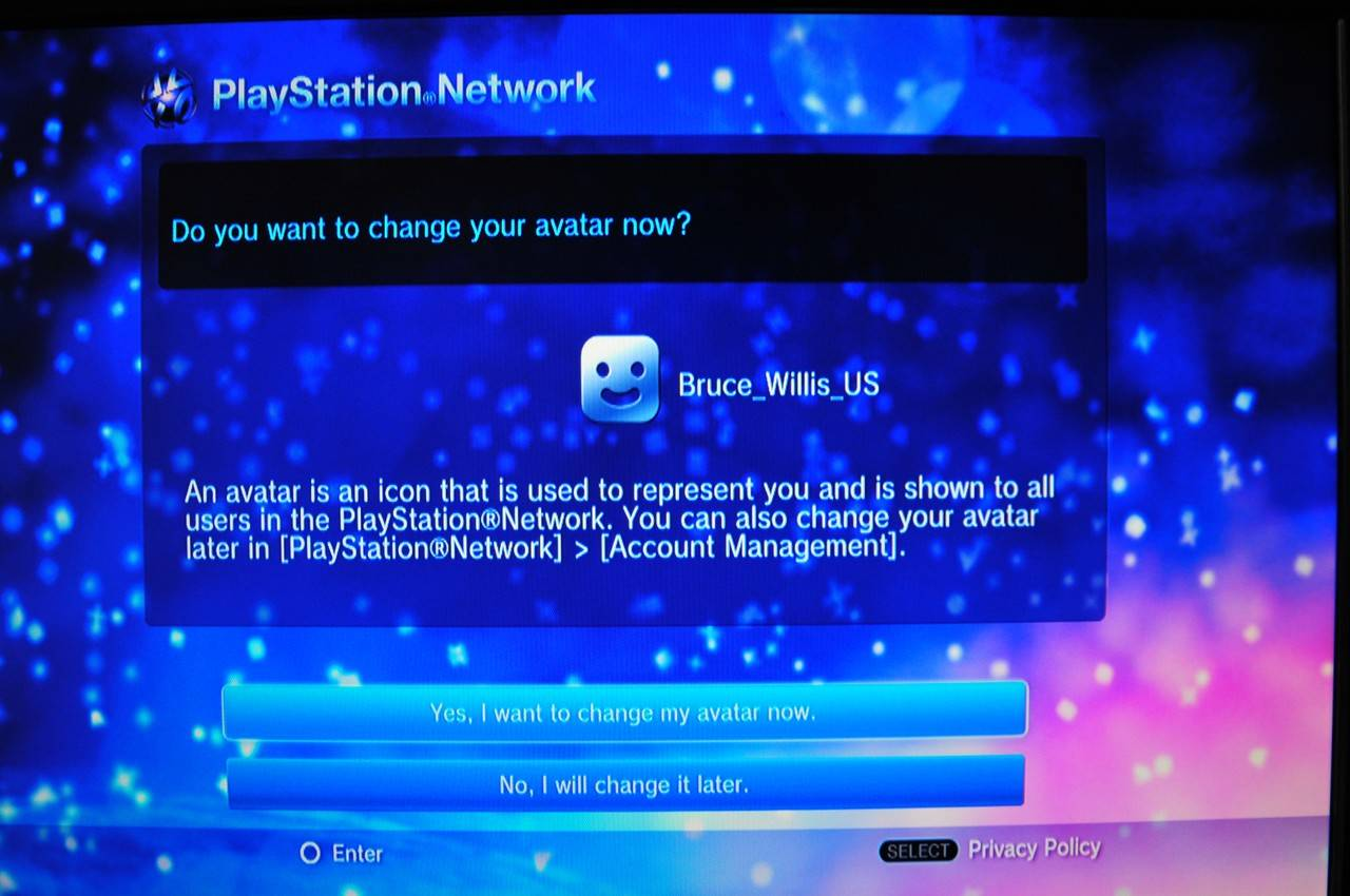 Creer Compte Playstatio Network Americain 150809_015