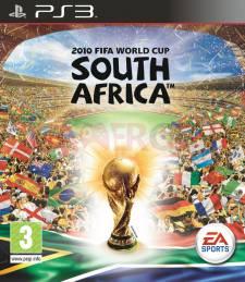 Coupe du Monde de la FIFA : Afrique du Sud 2010 jaquette
