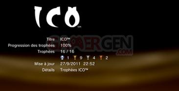 ICO - Trophées - LISTE         1