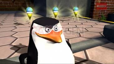 Les pingouins de Madagascar le docteur BlowHole est de retour - screenshots captures  07