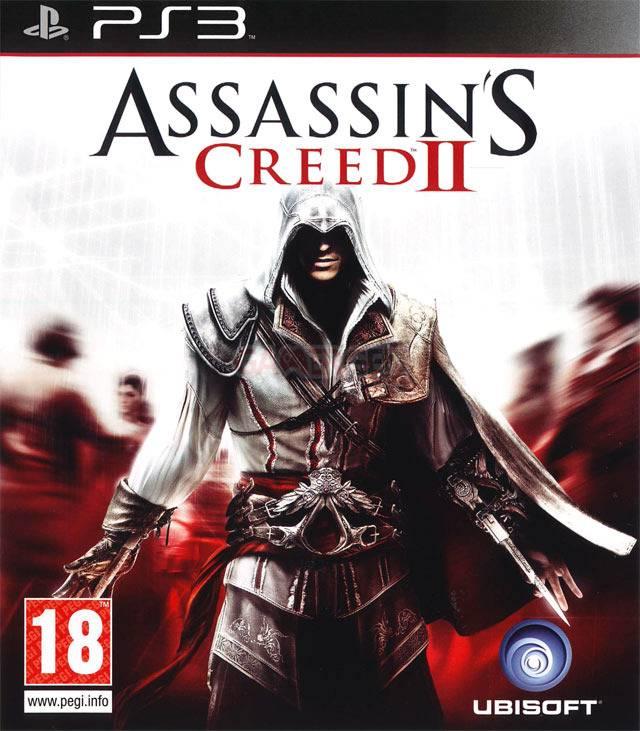 pegi_3_7_12_16_18 jaquette-assassin-s-creed-ii-playstation-3-ps3-cover-avant-g