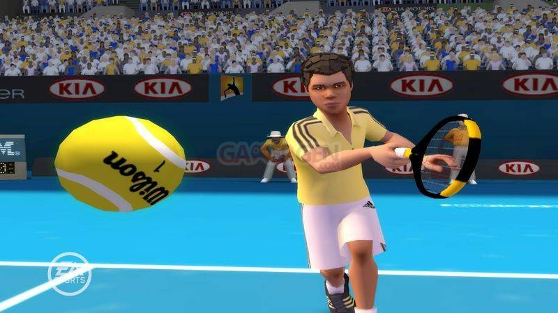 Grand chelem tennis 1 6881