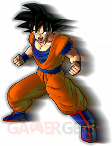 Dragon Ball Raging Blast 2 site officiel DB