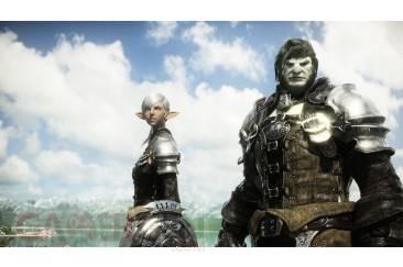 Final Fantasy XIV Square-Enix FFXIV Bêta Final Fantasy XIV Classe Rang 2