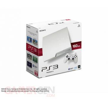 PS3 Slim Blanche Japon Sortie (4)