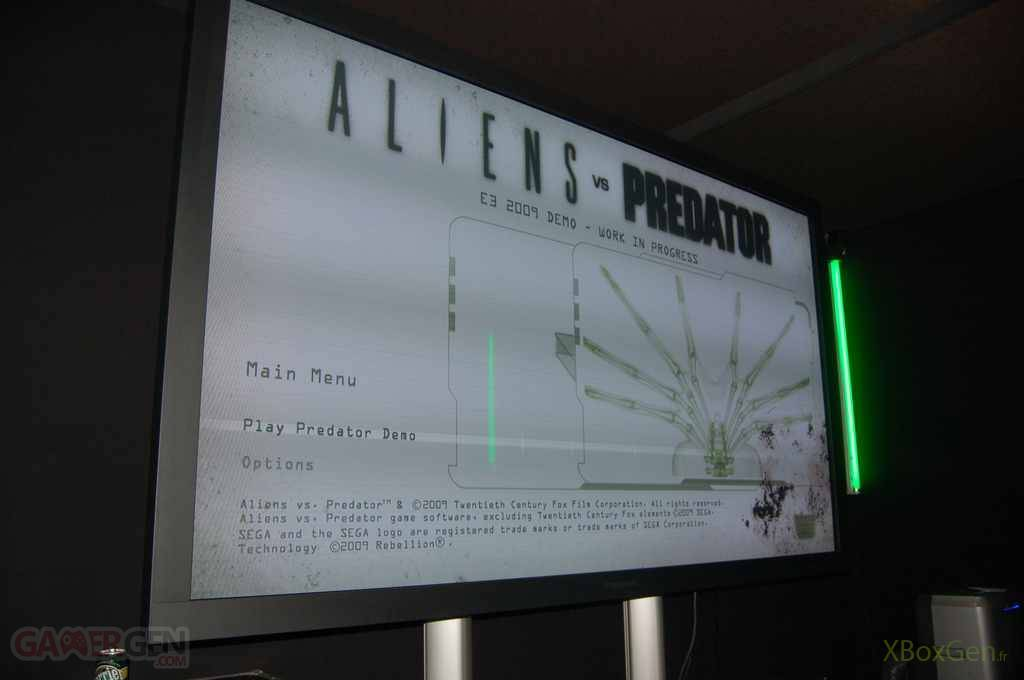 festival-jeu-video-2009-aliens-predator